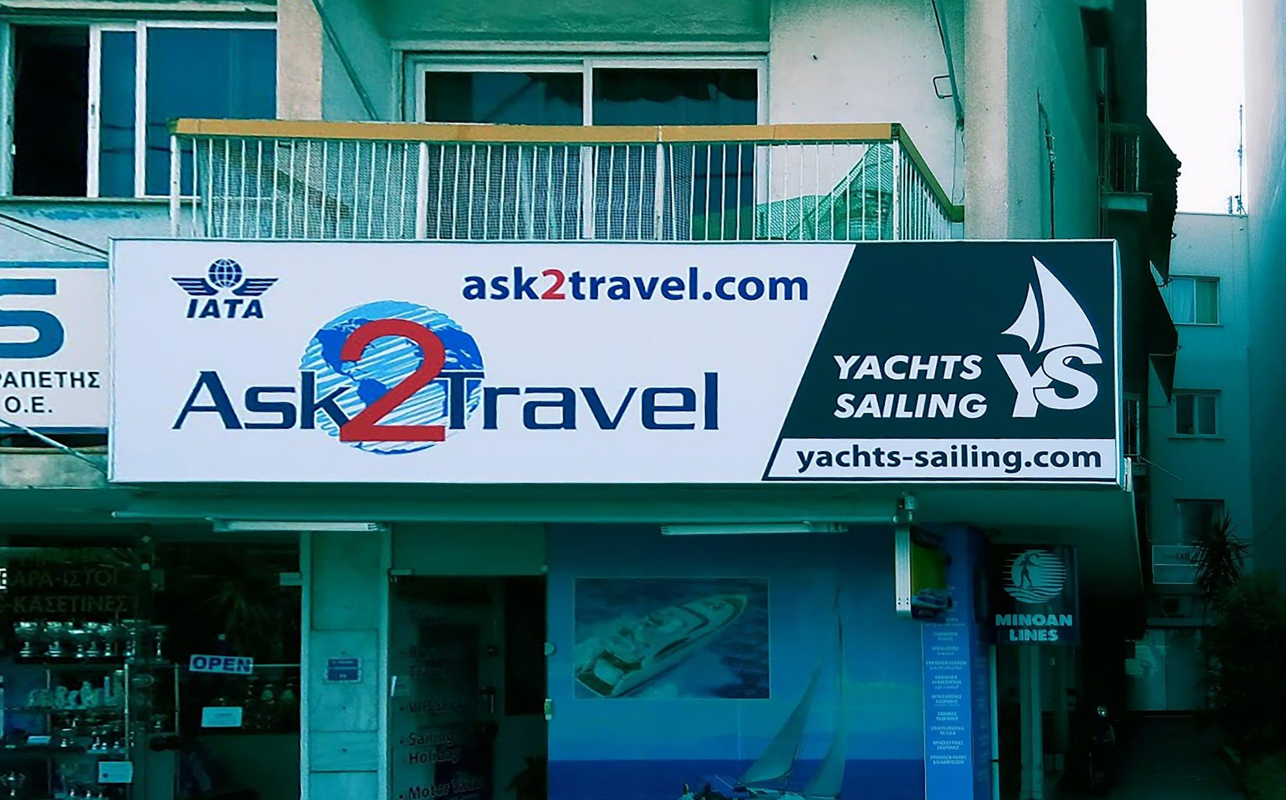 Ask2Travel