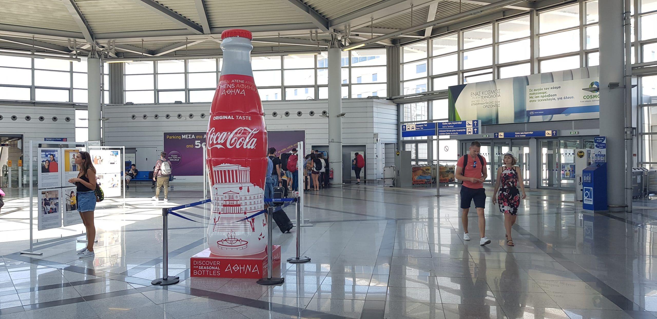 3D|COCA COLA Bottle
